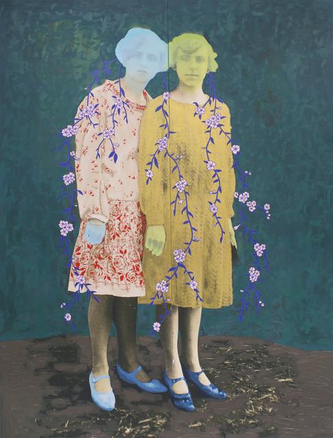 Daisy Patton, 'Untitled (Two Women)', 2017, k contemporary