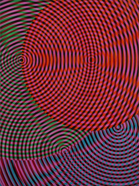 John Aslanidis, 'Sonic No.70', 2018, MARS