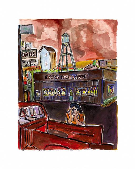 Bob Dylan, 'Dad's Restaurant - 2008', 2008, Castle Fine Art