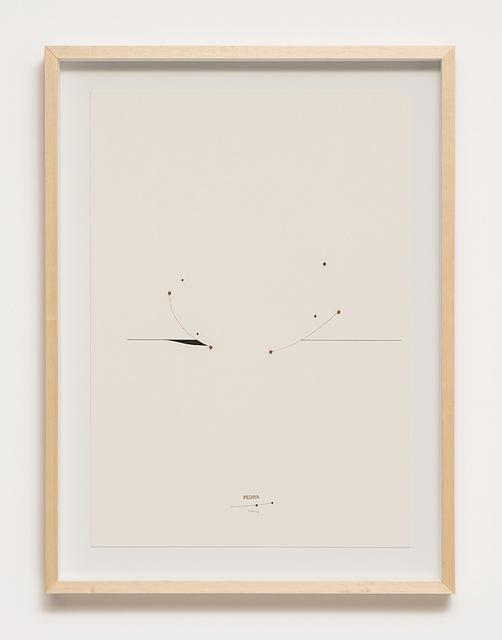 , 'Pedra ausente,' 2017, Galeria Raquel Arnaud