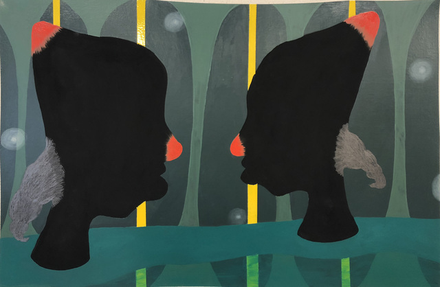 , 'portrait of a Love Supreme,' 2018, Zevitas Marcus
