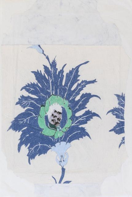 Marie Jacotey, 'Pattern study', 2018, Hannah Barry Gallery