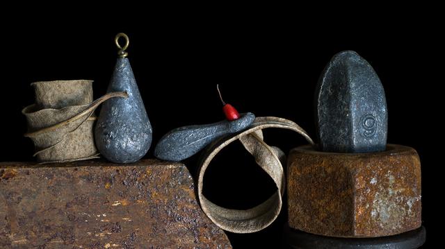 , 'Leaves, Lead, Steel, Red,' , Soho Photo Gallery