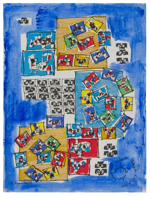 Natalia Dumitresco, 'Untitled (Abstract)', 1972, John Moran Auctioneers