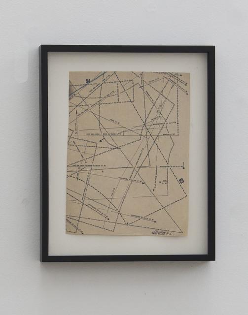 , 'Poema Moldado # 4,' 1976, Galeria Nara Roesler