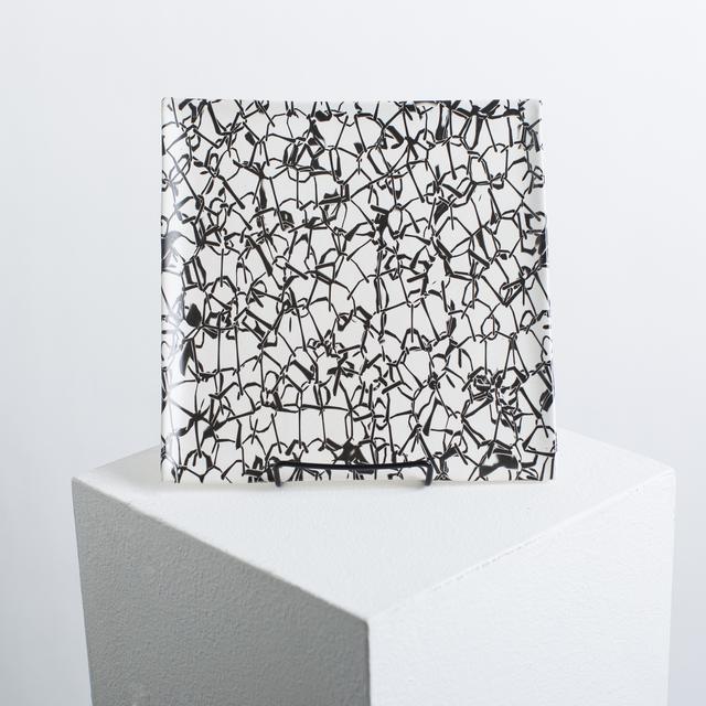 Claudia Hart, 'Flower Matrix Augmented-Reality Ceramics', 2016, bitforms gallery