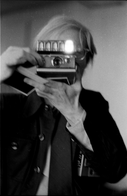 Anton Perich, 'Warhol, polaroid', 1971, Postmasters Gallery