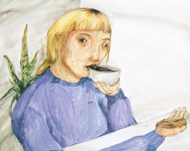 , 'Angelica soup,' 2015, Yiri Arts