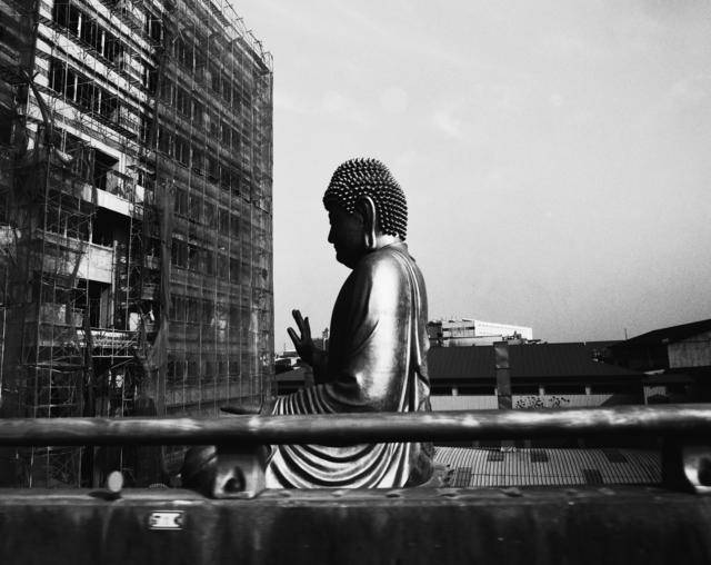 , 'Incarnation_Holy Light Sculpture Factory, Yangmei Dist., Taoyuan City,' , TKG+
