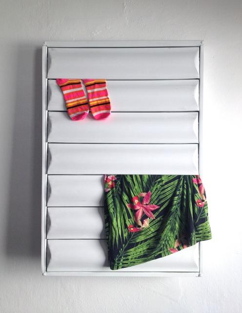 , 'Tropical Readymade (Miami window),' 2014, Proyectos Ultravioleta