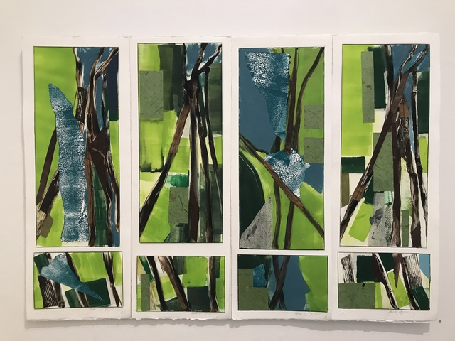 , 'Branches 1-4,' 2019, 440 Gallery