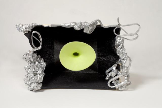 , 'Danced Mask Small Theatre,' 2013, FRED.GIAMPIETRO Gallery