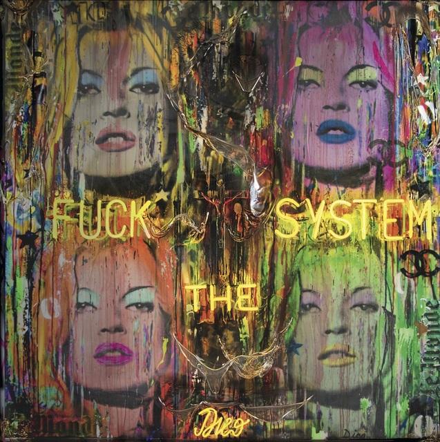, 'Kate Moss,' , SimonBart Gallery