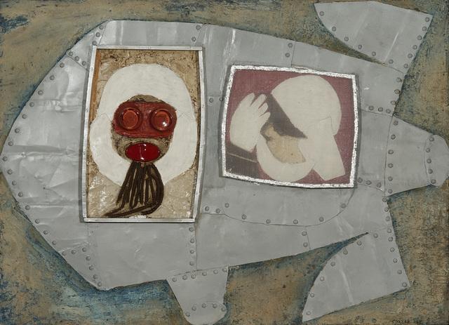 , 'Rocket,' 1966, Myrine Vlavianos Arte Contemporânea