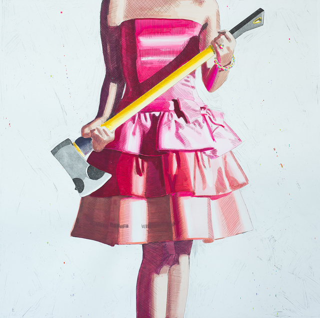 , 'Birthday Girl,' 2015, David Klein Gallery