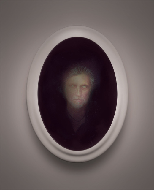 , 'Scrying Mirror (Paul),' , Anima-Mundi