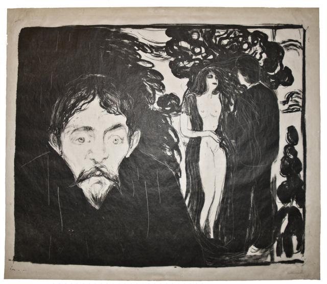 , 'Sjalusi II (Jealousy II),' 1896, Modernism Inc.
