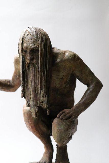 , 'Poséïdon, maquette pour monumentale,' 2018, Galerie Bayart