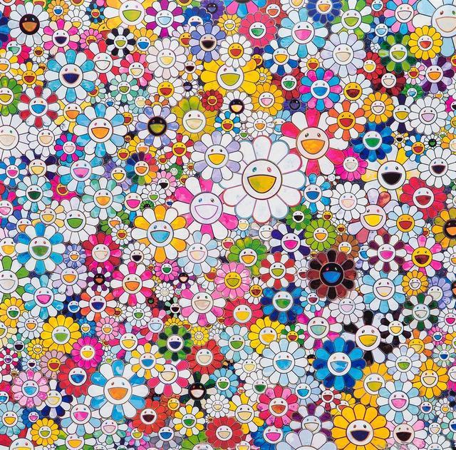 Takashi Murakami, 'When I Close my Eyes, I See Shangri-la', 2016, Hang-Up Gallery