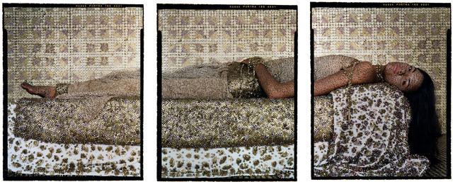 Lalla Essaydi, 'Bullets Revisited #3', 2012, Jenkins Johnson Gallery