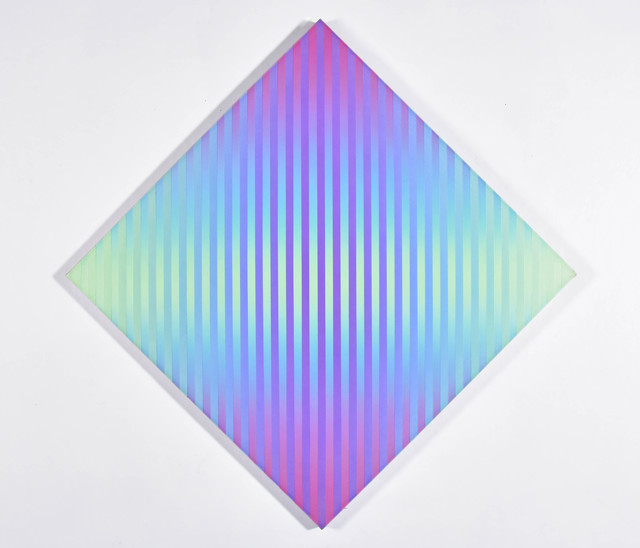 , 'Diamond Purple Progression,' 1969, RCM Galerie