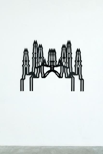 , 'Mosquée (Modèle Moyen),' 2014, Galerie Anne de Villepoix