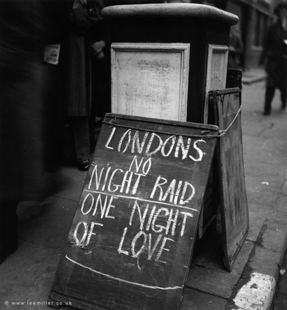 , 'One night of Love, London,' 1940, °CLAIR Galerie