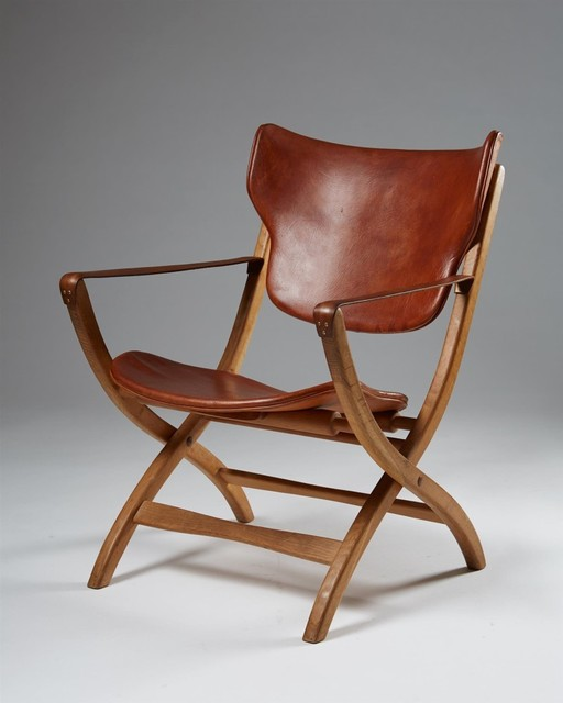 ", '""Egyptian Chair"",' 1950, Modernity"
