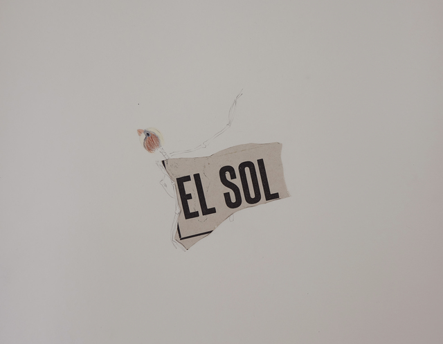 , 'El Sol,' 2014, Galeria Eduardo Fernandes