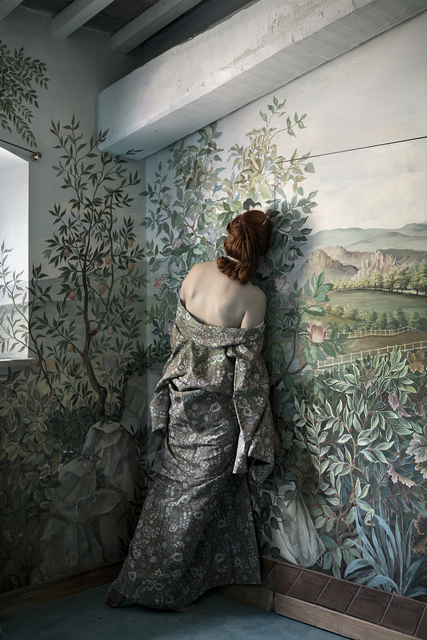 , 'The Flower Room,' 2016, THE LITTLE BLACK GALLERY