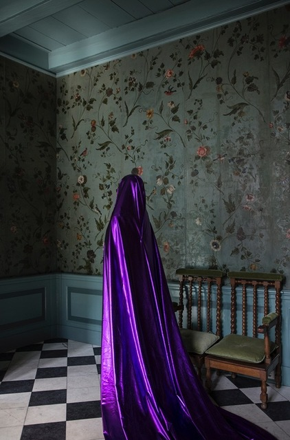 , ''Saskia&Rembrandt's Wedding room', Oude Kerk Amsterdam,' 2016, Marian Cramer Projects