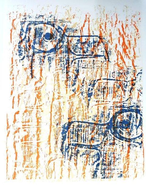 "Max Ernst, 'Original Lithograph ""Birds"" by Max Ernst', 1964, Galerie Philia"