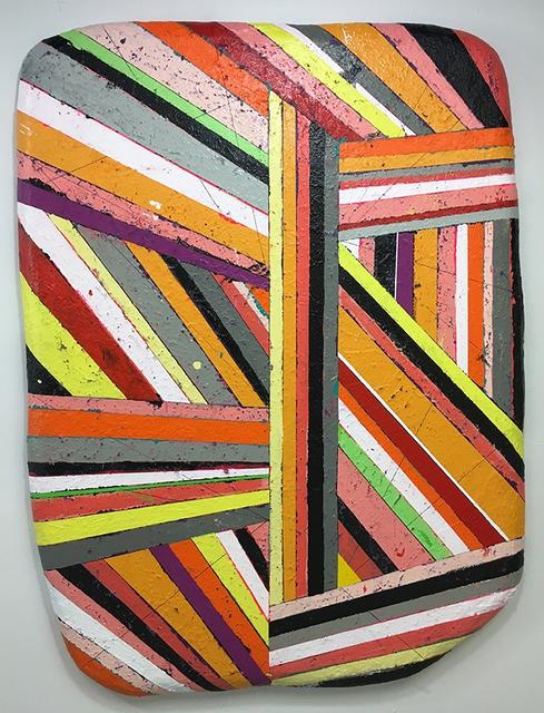 Nathan Green, 'C.C.R.D. (Flat) Corner', 2017, Barry Whistler Gallery