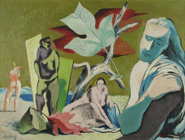 Frederick Buchholz, 'Summer Idyll', 1933, VHD Gallery