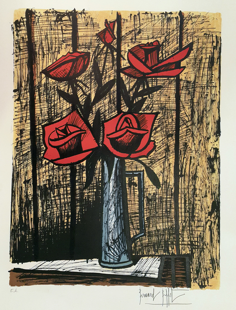 , 'Bouquet de Roses,' 1982, Art Works Paris Seoul Gallery
