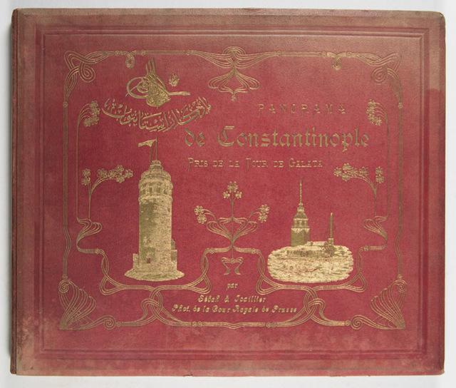 , 'Panorama de Constantinople Pris de la Tour de Calata,' 1880-1890, Eric Chaim Kline Bookseller
