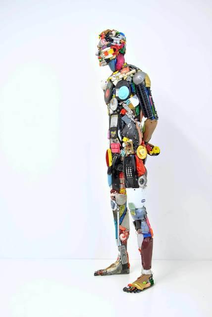 Dario Tironi, 'Uomo in Piedi ', 2016, Manfredi Style