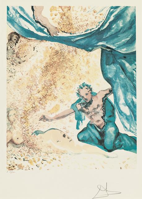 Salvador Dalí, 'Les Amoureux/Portfolio of Three Prints', 1978-79, Skinner