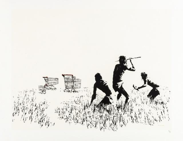 Banksy, 'Trolleys', 2007, Forum Auctions