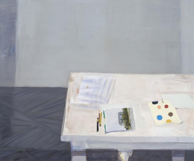 , 'Studio (Miro),' 2017, PARISIAN LAUNDRY