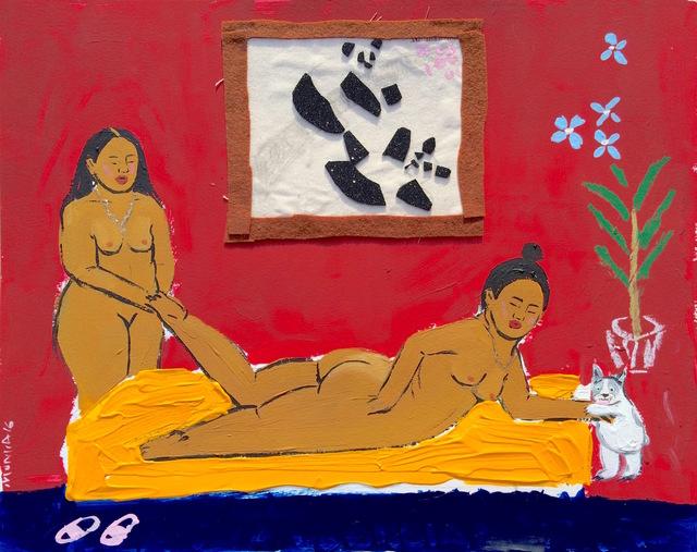 , 'Slaves,' 2017, New Image Art
