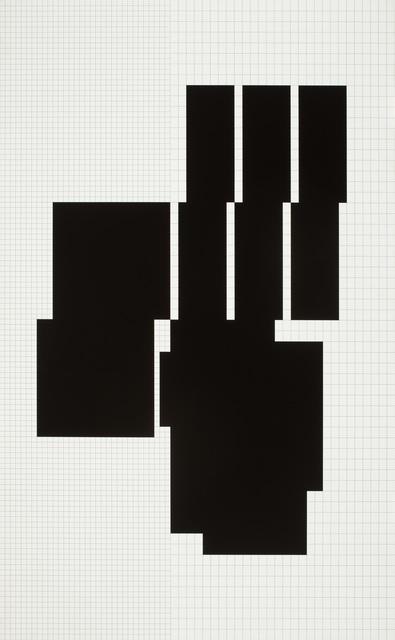 , 'koordination p3-27-1973-1977, 5th distribution,' 1977, VILTIN Gallery