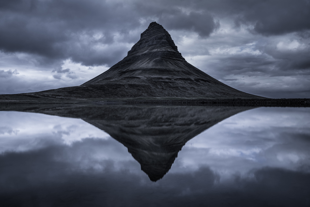 , 'Peaceful Mind, Iceland, from the series »Grey Matter(s)«,' 2015, Ostlicht. Gallery for Photography