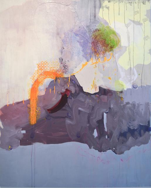 , 'Aware of Her Rolling Eyes,' 2018, Cheryl Hazan Gallery