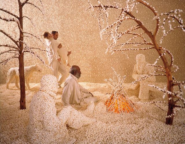 Sandy Skoglund, 'Raining Popcorn', 2001, Phillips
