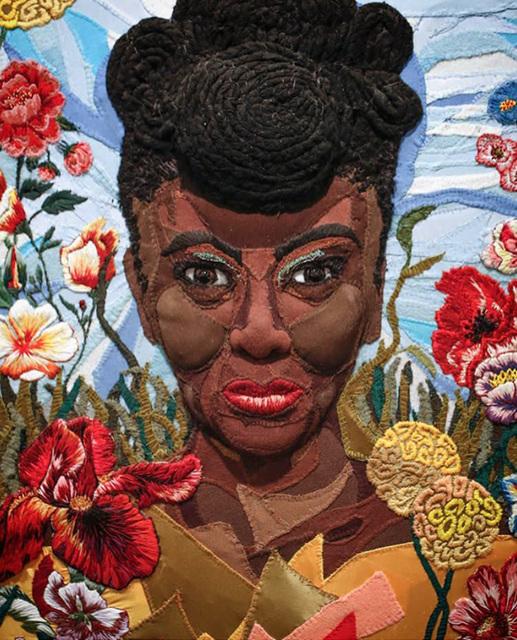 , 'We Should All Be Feminists (Chimamanda Ngozi Adichie),' 2015, The Untitled Space