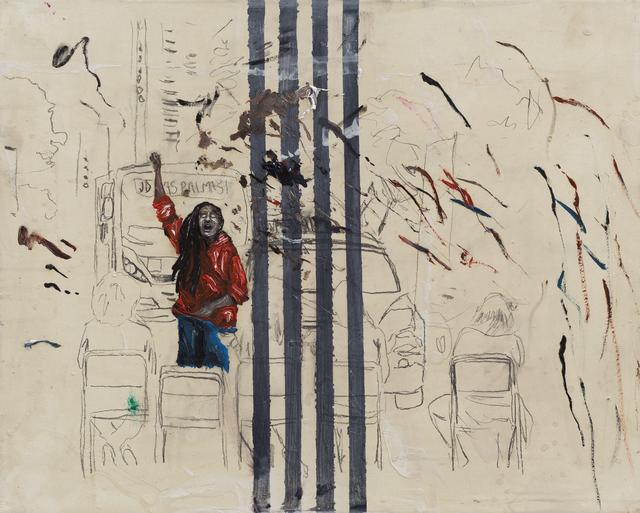 , 'Ocupar e resistir 6,' 2017, Zipper Galeria