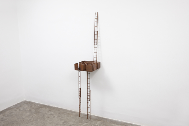 , 'Fieri additio,' 2014, Carbono Galeria