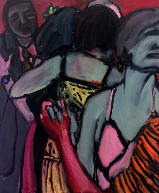 , 'Jazz Series 1 (Argentina),' 1985, Benjaman Gallery Group