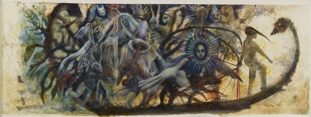 , 'Le Voyageur,' 2017, Cavin Morris Gallery